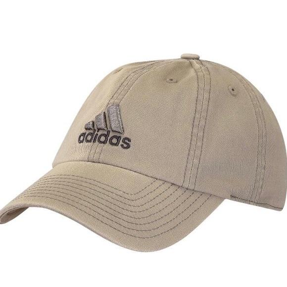 a8440867215 Adidas weekend warrior cap hat in khaki beige os